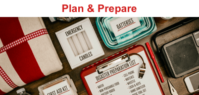 Plan & Prepare
