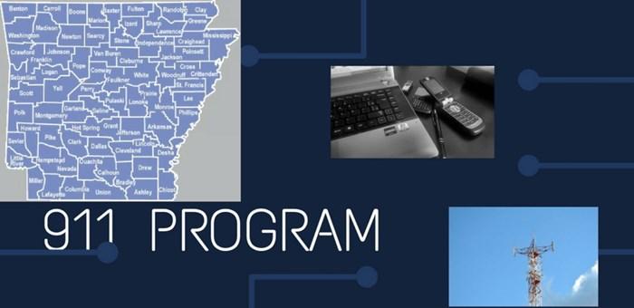 911 Program Logo